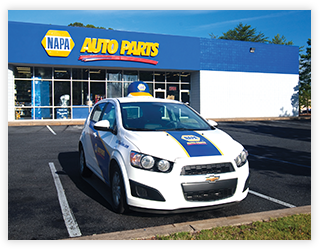 Napa Auto Parts Store Ownership Napa Business Opportunity Mynapa Com